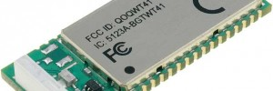 Bluegiga WT41 kablosuz uzaktan kontrol